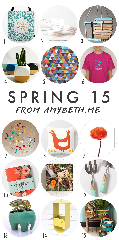 Spring 15 moodboard